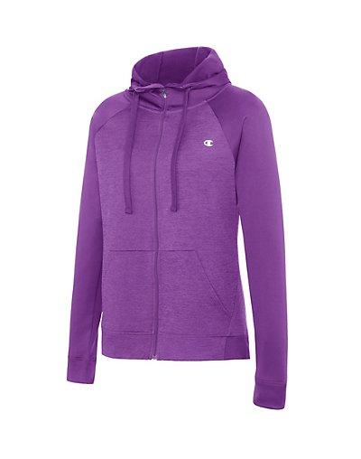 Champion Women's Tech Fleece Full Zip Jacket J29898