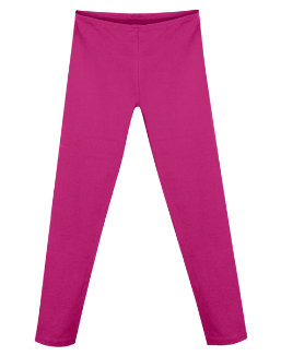 Hanes Girls' Cotton Stretch Leggings youth Hanes
