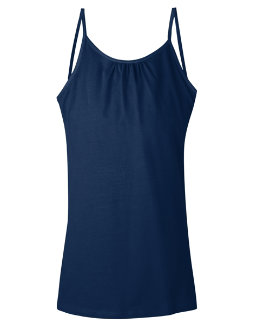 Hanes Girls' Cami with Shelf Bra youth Hanes