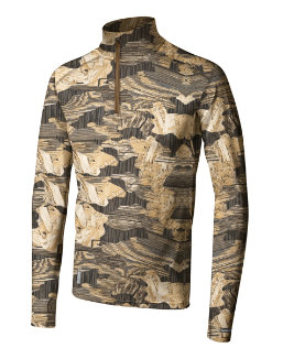 Duofold by Champion THERMatrix™ Men's Printed Crew men Duofold by Champion