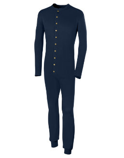 Duofold by Champion Originals Wool-Blend Men's Union Suit men Duofold by Champion