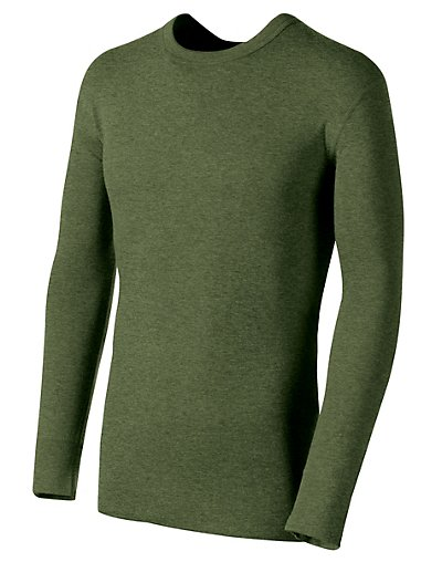 Duofold Champion Originals Mid-Weight Wool-Blend Men's Thermal Shirt - KMO1