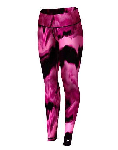 Champion Women's Absolute Printed Tights With SmoothTec™ Band - M0130P