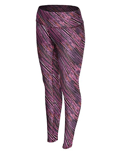 Champion Women's Absolute Printed Tights With SmoothTec™ Band M0130P