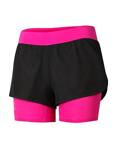 Champion Gear™ Women's New Two-In-One Shorts M0917T