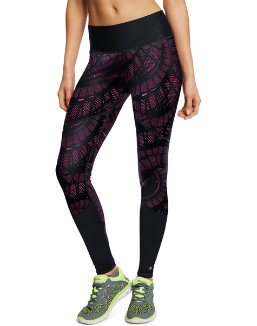 Champion Women's 6.2 Printed Run Tights With SmoothTec™ Band women Champion