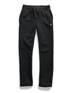 Champion Women's Fleece Open Bottom Pants women Champion