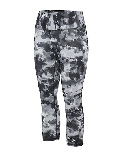Champion Women's Absolute Print Capris - M1590P
