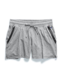 Champion Women's Heathered Jersey Shorts women Champion