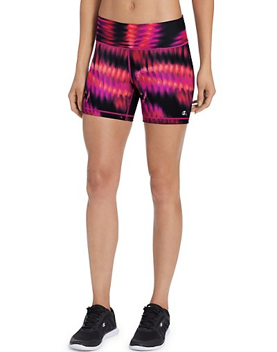 Champion M5024P  Women's Absolute Printed Shorts