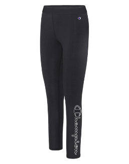 Champion Women's Authentic Leggings, Vertical Logo women Champion