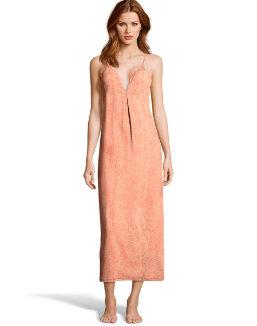 Maidenform Lace-Trim Maxi Gown women Maidenform