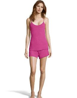Maidenform Rib Cami & Shorts Set women Maidenform
