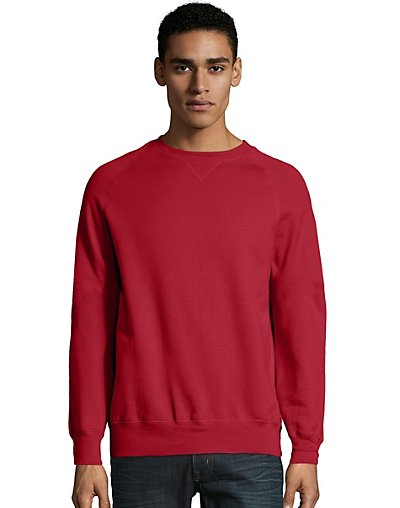 Hanes Adult Nano Pullover Crew Sweatshirt - N260
