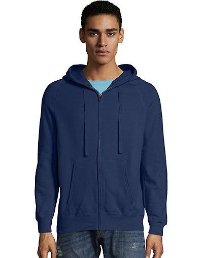 Hanes Adult Nano Sweats Zip Hoodie Sweatshirt - N280