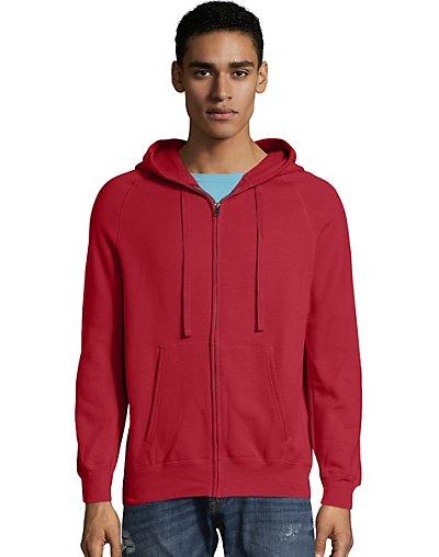 Hanes Adult Nano Sweats Zip Hoodie Sweatshirt