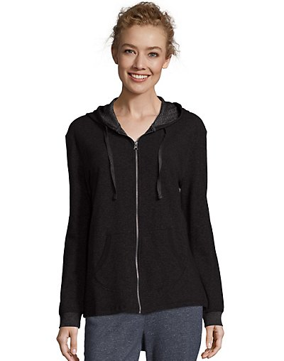 Hanes O46931  French Terry Zip Hoodie