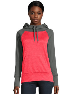Hanes Sport™ Women's Performance Fleece Hoodie women Hanes