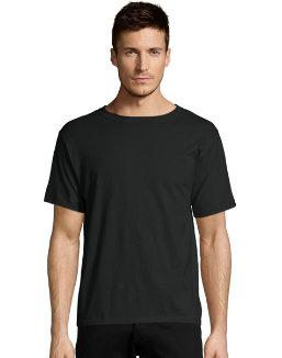 Hanes Men's EcoSmart Short Sleeve Tee Value Pack (4-pack) men Hanes