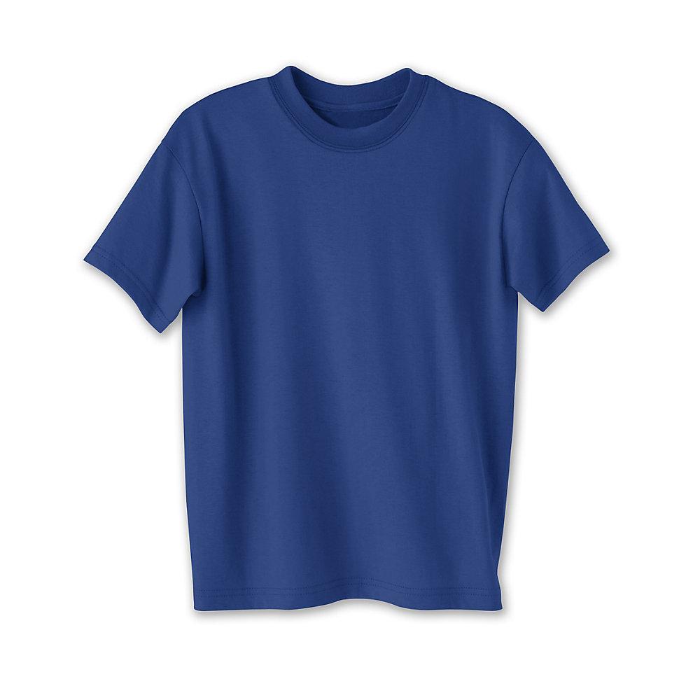 Hanes Boys' EcoSmart Short Sleeve Tee Value Pack (3-pack)
