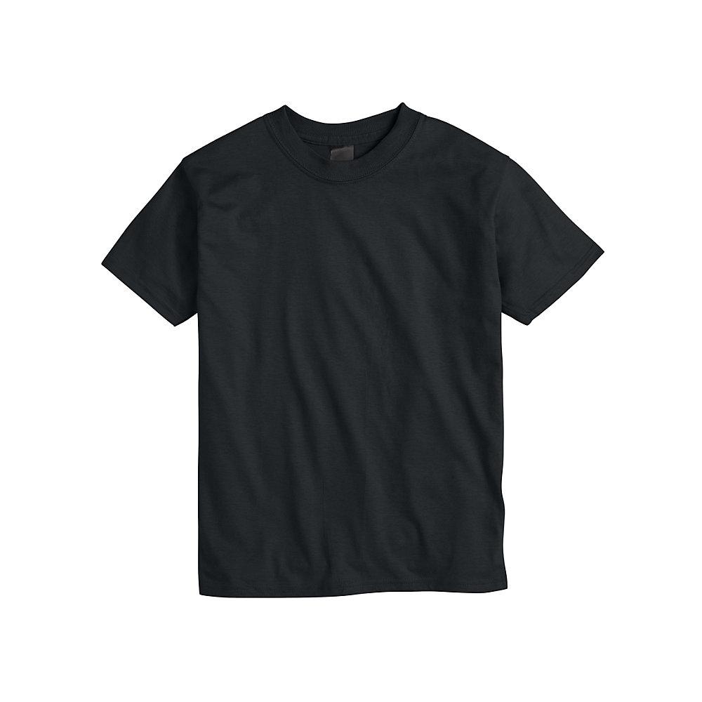 Hanes Boys' Beefy Short Sleeve Tee Value Pack (3-pack)