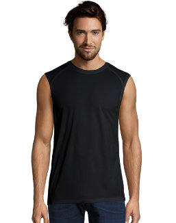 Hanes Sport™ Men's Performance Muscle Tee men Hanes
