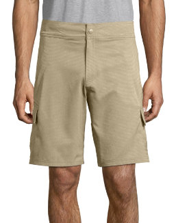 Hanes Sport™ Men's Woven Utility Shorts men Hanes