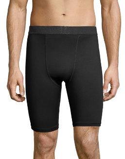 Hanes Sport™ Men's Performance Compression Shorts men Hanes