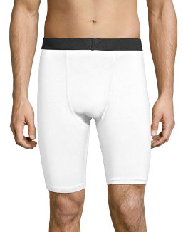 Hanes Sport™ Men's Performance Compression Shorts men Hanes