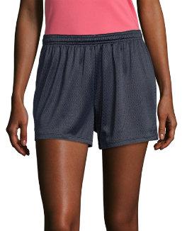 Hanes Sport™ Women's Mesh Shorts women Hanes