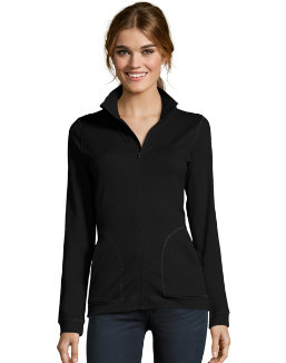 Hanes Sport™ Women's Performance Fleece Zip Up Jacket women Hanes