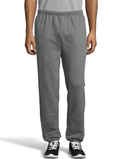 Hanes Sport™ Ultimate Cotton® Men's Fleece Sweatpants With Pockets men Hanes