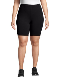 Just My Size Stretch Cotton Jersey Women's Bike Shorts women Just My Size