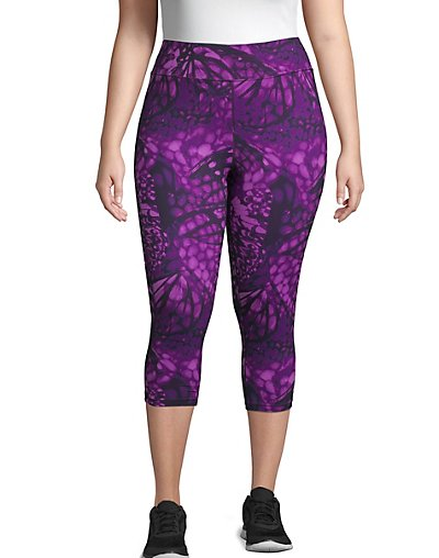 JMS Just My Size Active Capris - OJ366