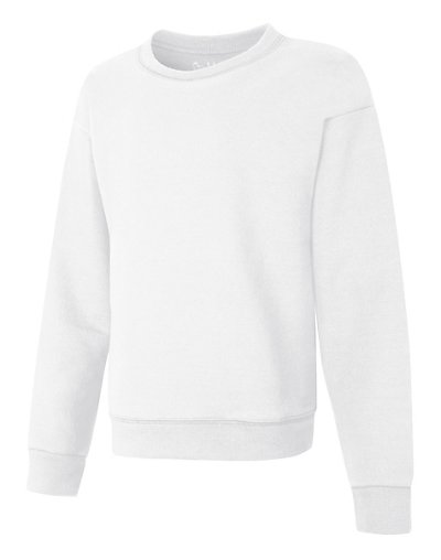 Champion Girls' 1/4 Zip Micro Fleece - C7800R