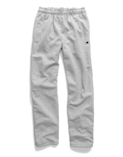 Champion Men's Powerblend® Fleece Open Bottom Pants - P0893_549314