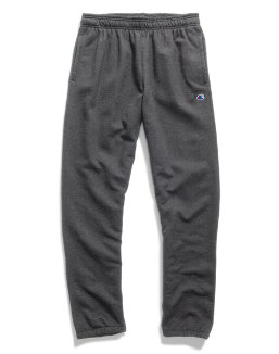 Champion Men's Powerblend® Fleece Relaxed Bottom Pants men Champion