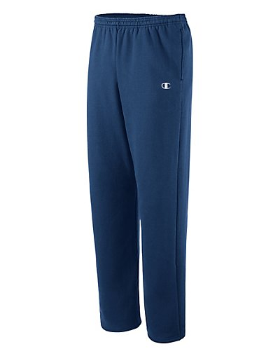 Champion Eco™ Fleece Open-Hem Men's Sweatpants - P2469