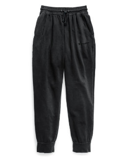 Champion Men's Vintage Dye Fleece Joggers, Embroidered Logo men Champion
