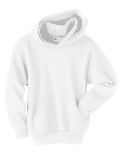 Hanes Youth ComfortBlend EcoSmart® Pullover Hoodie - P473