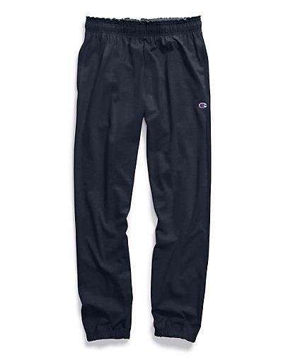 Champion P7310 407Q88  Authentic Men's Closed Bottom Jersey Pants
