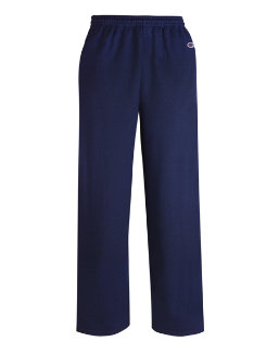 Double Dry Action Fleece Open Bottom Pant men Champion