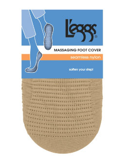 L'eggs Seamless Nylon Foot Cover women L'eggs
