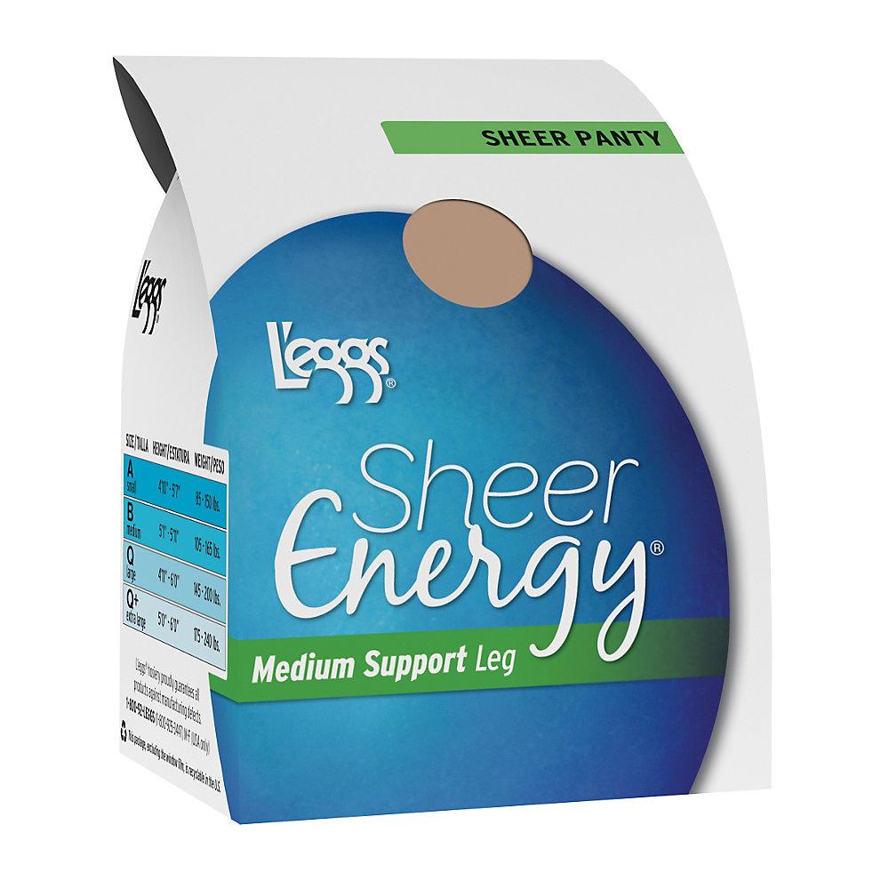L'eggs Sheer Energy All Sheer Pantyhose women L'eggs