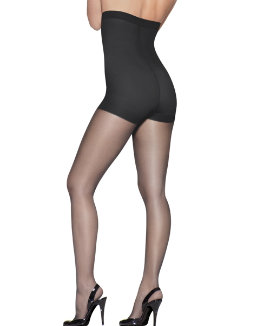 Hanes Silk Reflections High Waist Control Top women Hanes