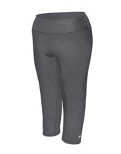 Champion Women's Plus Absolute Capris With SmoothTec™ Waistband - QM0979