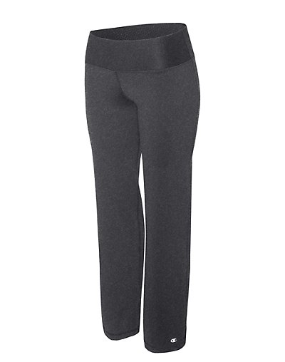 Champion Women's Plus Absolute Semi-Fit Pants with SmoothTec™ Band QM0981