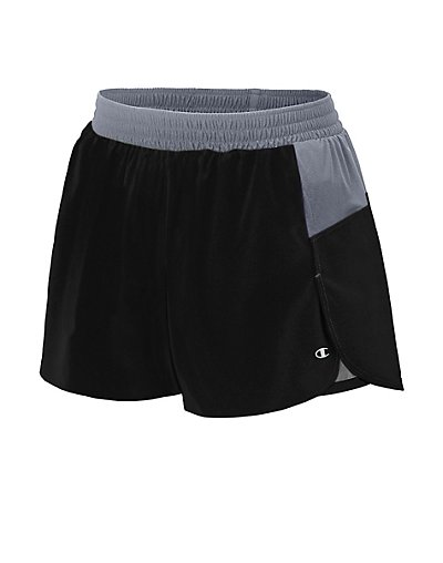 Champion Women's Plus Sport Shorts 5 - QM0984