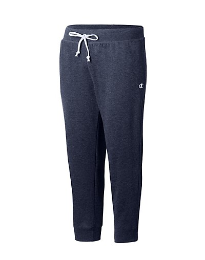 Champion Women's Plus French Terry Jogger Pants - QM1240