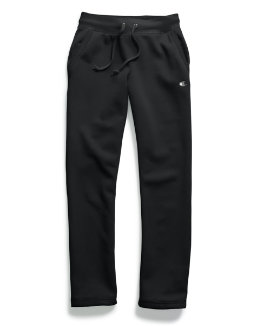 Champion Women Plus Fleece Open Bottom Pant women Champion